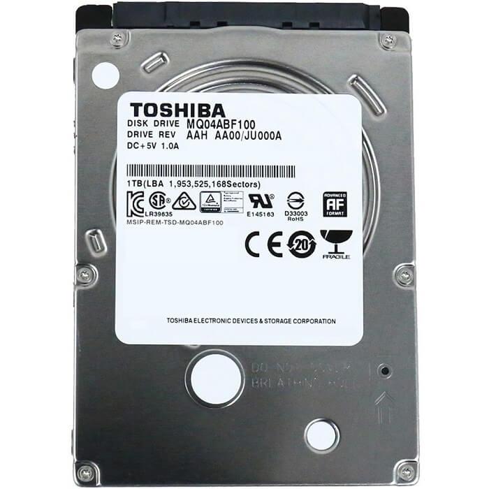 Disco Duro 2.5 Toshiba 1 TB SATA MQ04ABF100