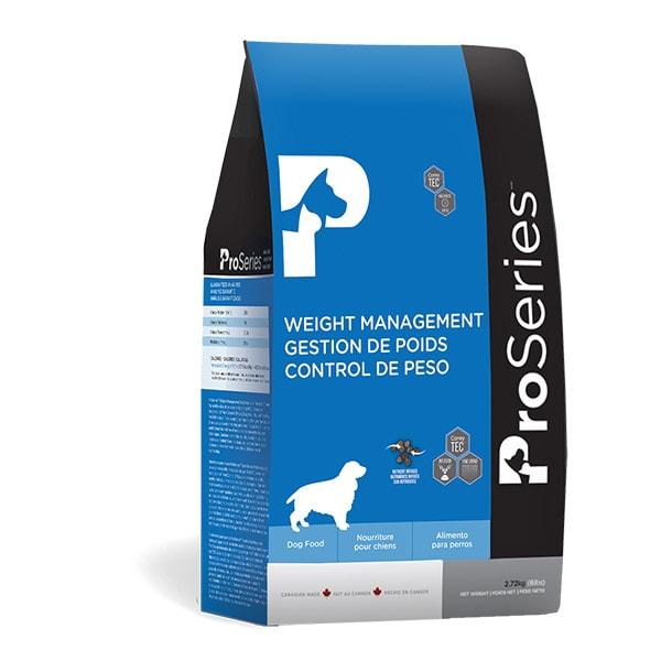 ProSeries Control de Peso para Perro 12,9Kg