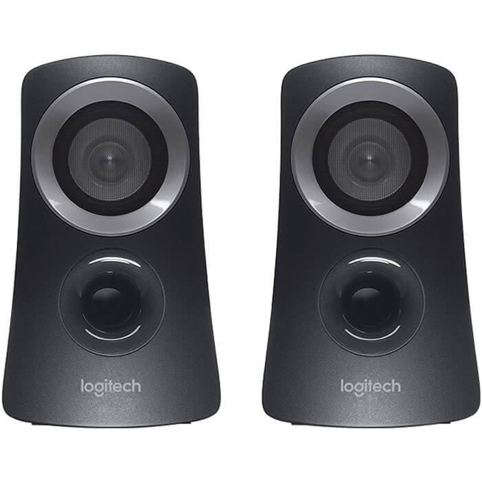 Bocinas Logitech 2.1 Canales Z313 980-000401