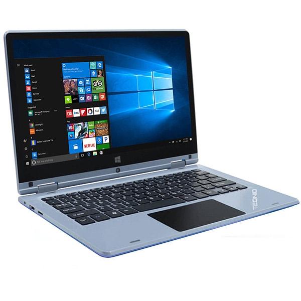 "Epik Yoga Touch 11.6"" Intel Quad Core Ram 2GB W10"