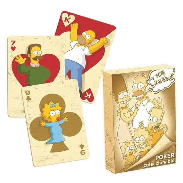 Baraja Poker The Simpsons