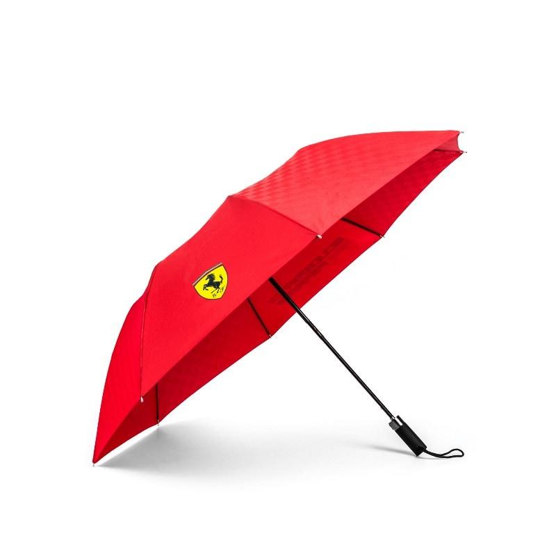Paraguas Compacto Scuderia Ferrari Colecci?n 2018