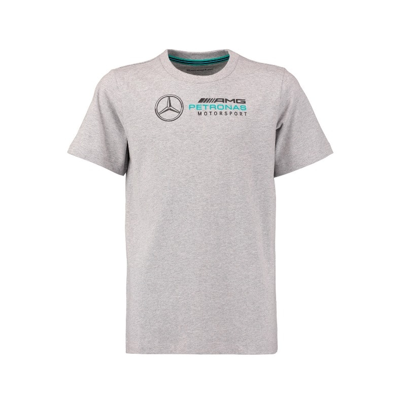 T Shirt ni?o equipo Mercedes Benz F1 Colecci?n 2018