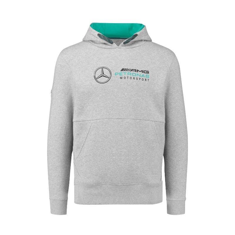 Sudadera con gorro Mercedes Benz F1 Colección 2018