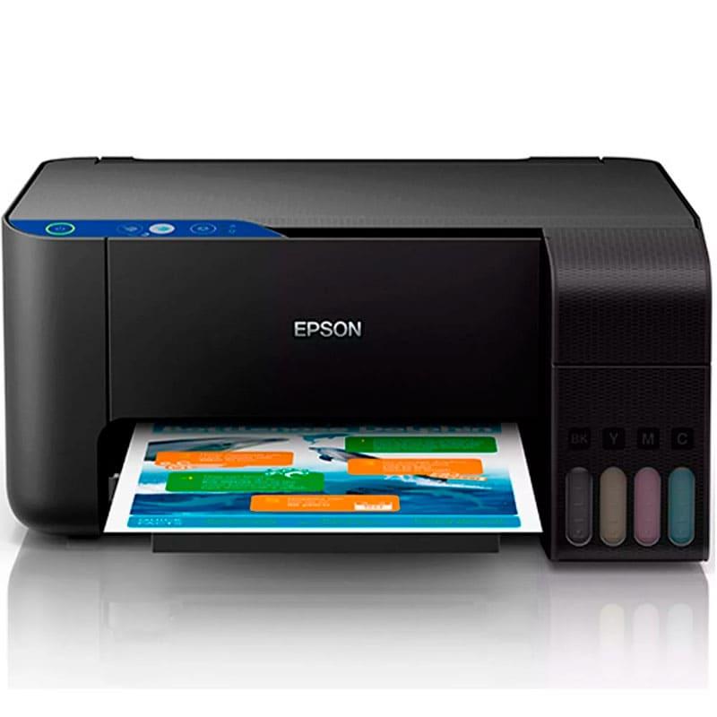 Impresora Multifuncional Epson L3110 Ecotank Tinta Continua