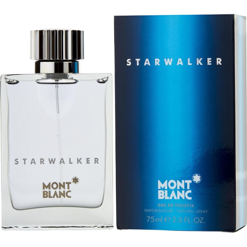 Perfume Starwalker Para Hombre de Mont Blanc Edt 75ML