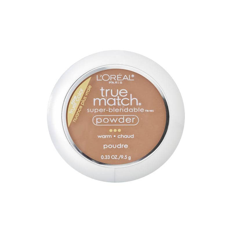 Maquillaje Polvo True Match Loreal Rostro Creme Cafe