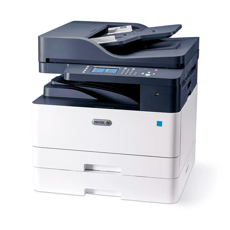 Multifuncional Laser Negro Xerox B1025 c/ cartucho de tóner Dúplex A3 / Doble Carta / Tabloide, 25ppm
