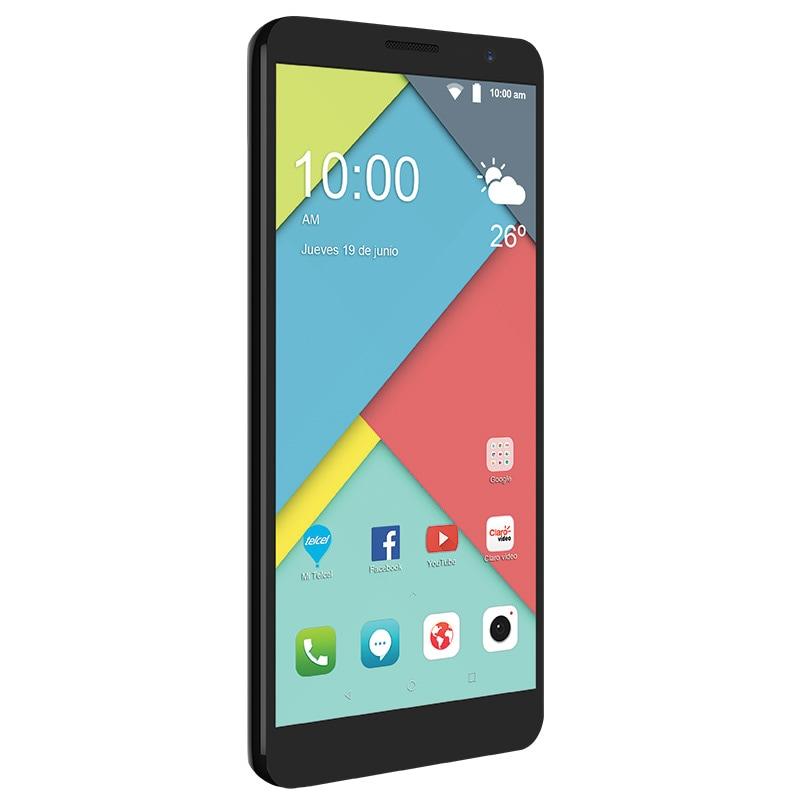 Celular ZTE LTE BLADE A530 Color NEGRO Telcel