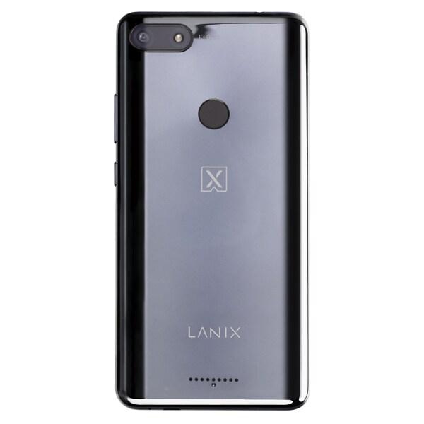 Celular LANIX LTE ILIUM ALPHA 3 Color NEGRO Telcel  de regalo una MEMORIA micro SD  de 32 GB ADATA