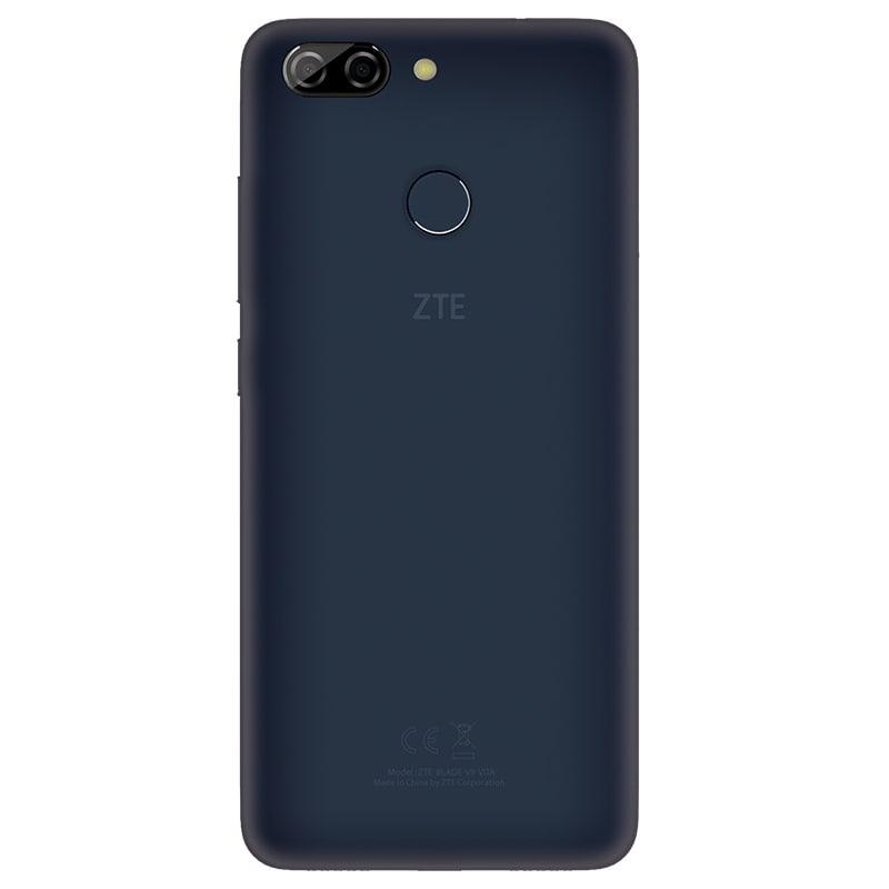 Celular ZTE LTE BLADE V9 VITA Color AZUL Telcel