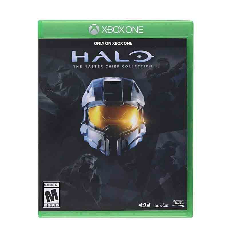 Xbox One Juego Halo The Master Chief Collection