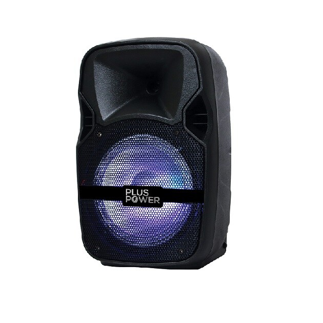 Bafle De 8 4000 Watts Bluetooth Usb Sd Plus Power Pp-baf81