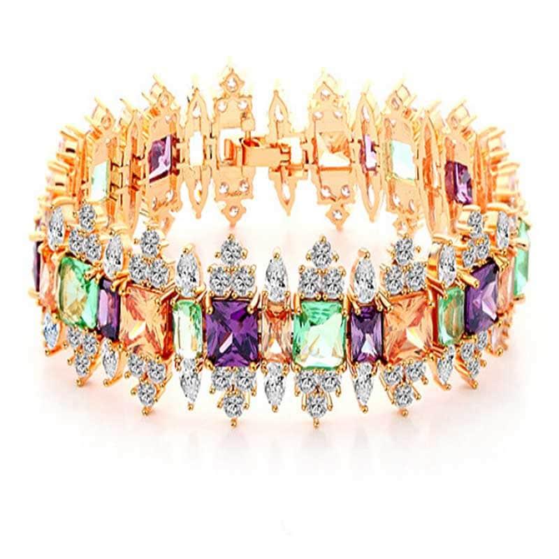 Pulsera Tiffany, Amor de Cristal