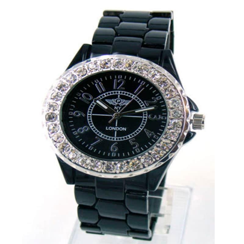 Reloj Sportylicious on Black, Cristal Sun
