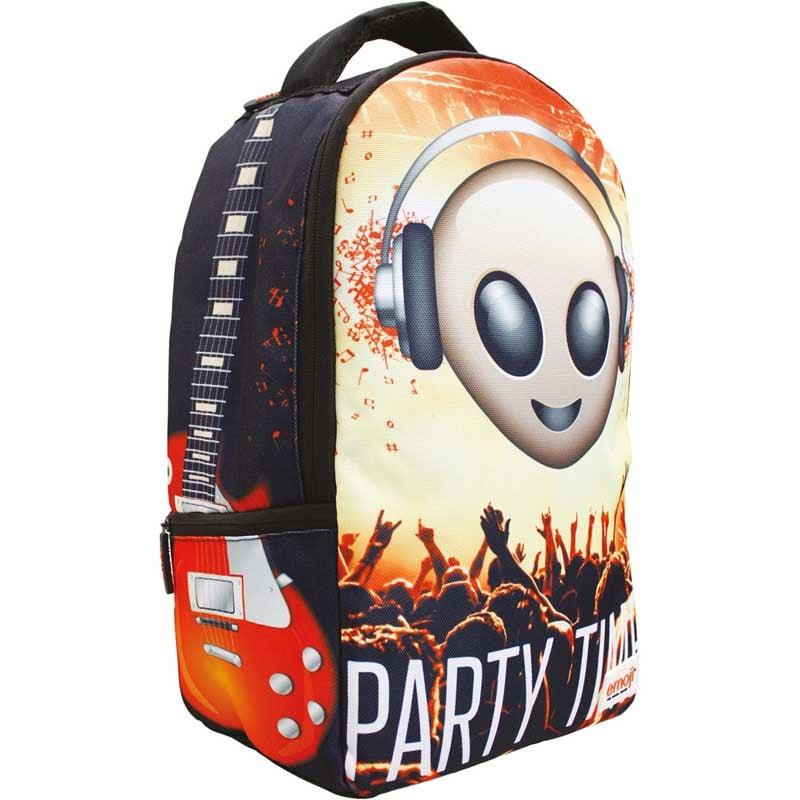 Mochila 4211, Emoji Linea Party Time