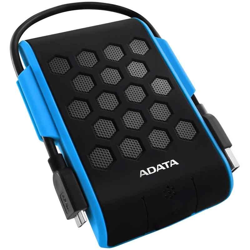 Disco Duro Externo 1 Tb Adata Hd720 Usb 3.0 Azul