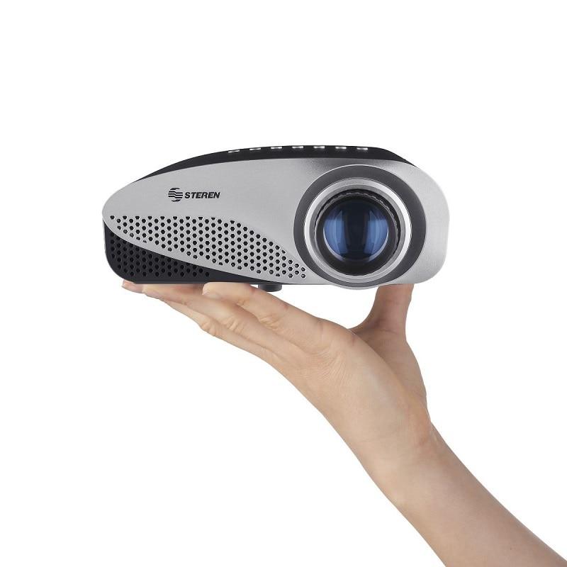 Proyector Multimedia Sintonizador Tv Portátil Steren