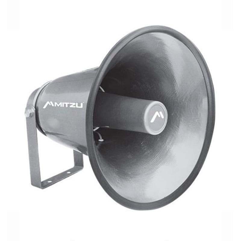Trompeta Aluminio Perifoneo 400 W Pmpo Mitzu