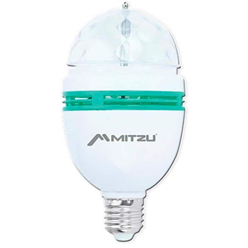 Foco Giratorio Esfera Luz 3 Leds RGB 3 Watts MSL-9008 Mitzu