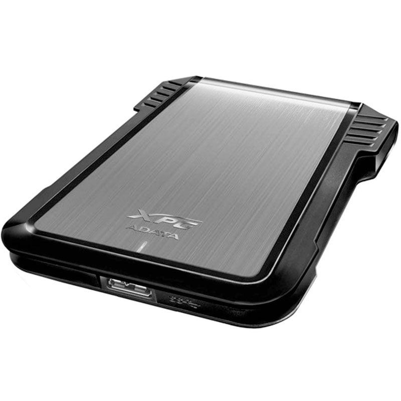 Disco Duro Externo Solido SSD 480GB ADATA SU650 EX500 USB 3.1 AEX500U3-CBK