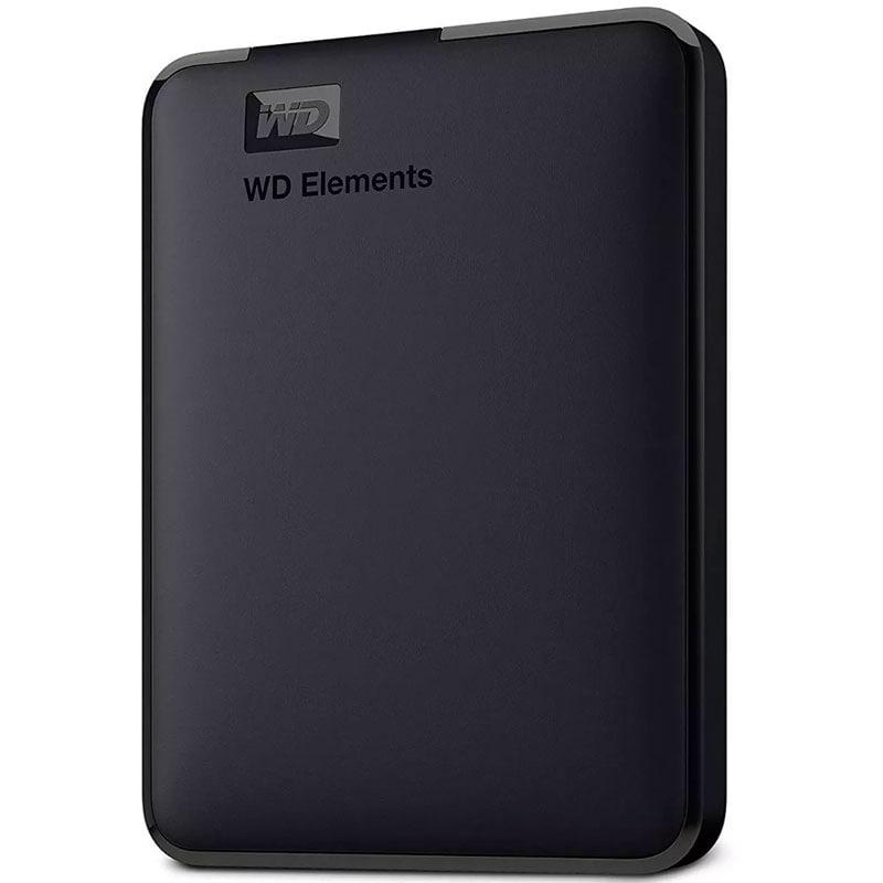 Disco Duro Externo 4TB WESTERN DIGITAL Elements