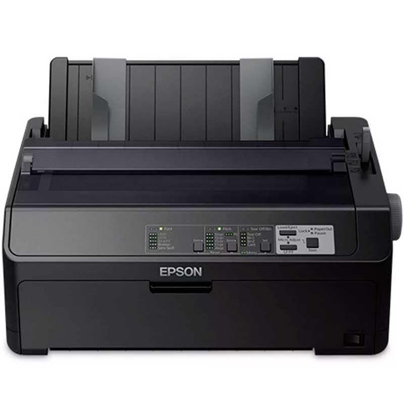 EPSON Impresora Matriz FX890II 9 Agujas Paralelo USB C11CF37201