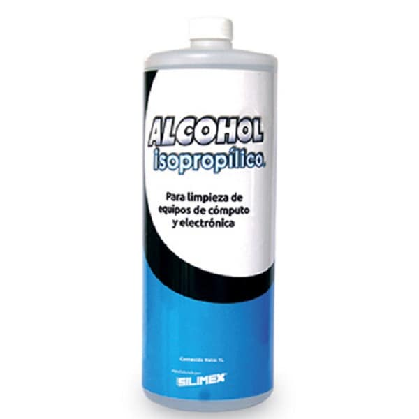 Alcohol Isopropilico Silimex 500ML
