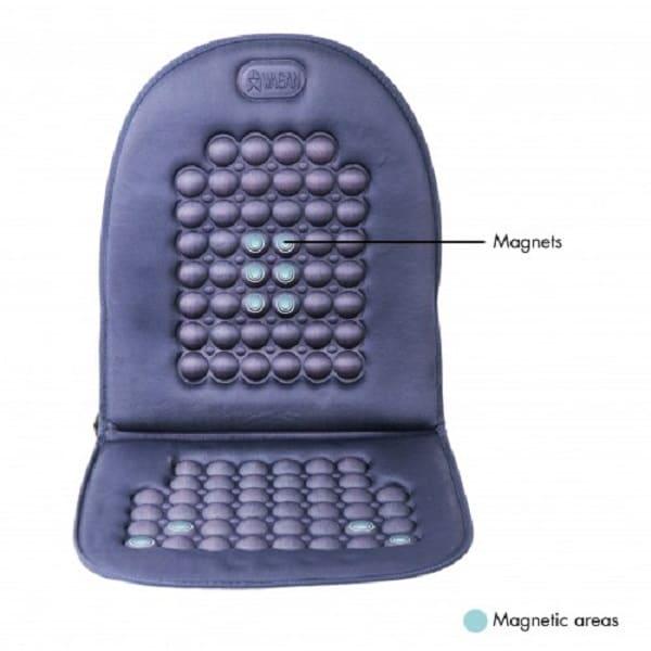 Cojín para asiento de burbuja magnética (B)