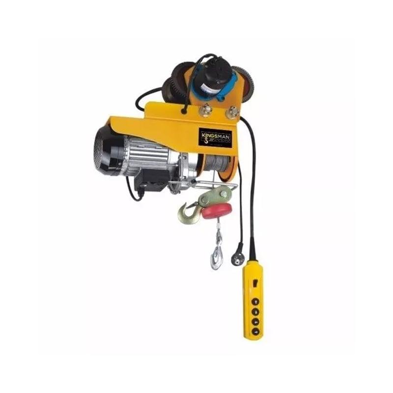 Trole Electrico Con Polipasto Electrico De 100 A 200 Kg 220v
