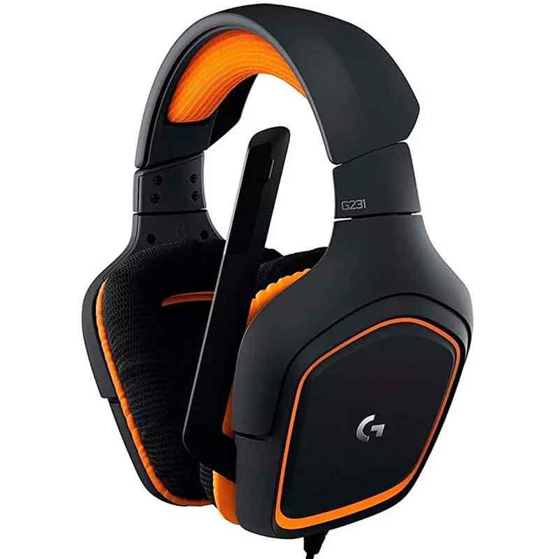 Audifonos Gamer Logitech G231 Prodigy Pc Consolas 981-000626