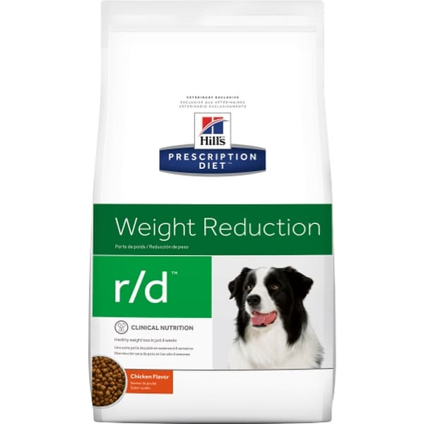 Hills Prescription Diet Alimento para Perro r/d 12.5 Kg