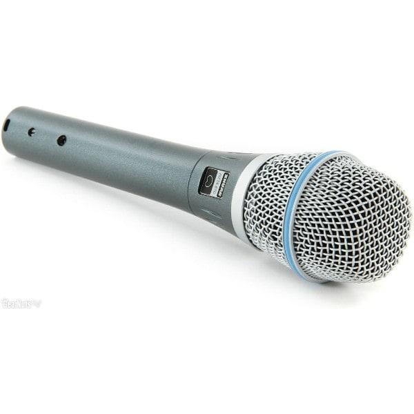Microfono Vocal Shure BETA87C Cardioide