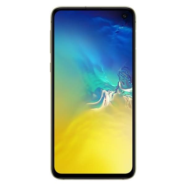 Celular SAMSUNG LTE G970F S10E 128GB Color AMARILLO Telcel