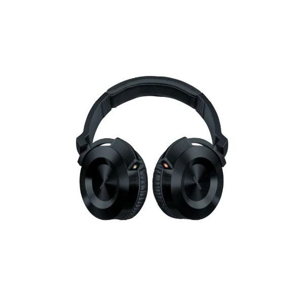 Audifonos Diadema Onkyo ES-HF300B Cable Nucleo Cobre Negro