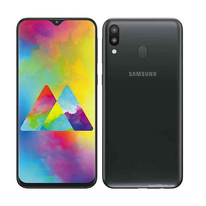 Celular Samsung Galaxy M20 Nacional 32GB interno 3GB RAM 5000 mAh Negro