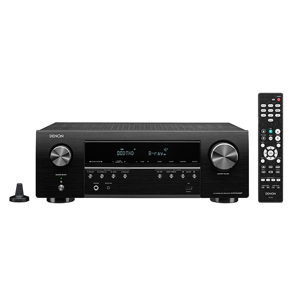 Amplificador 5.2 Canales 4k Ultra Hd Bluetooth Denon S540BT