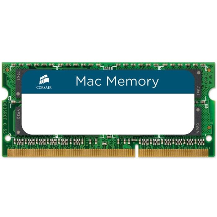 Memoria Ram DDR3 Sodimm Corsair 8GB 1333MHz Apple Certified CMSA8GX3M1A1333C9