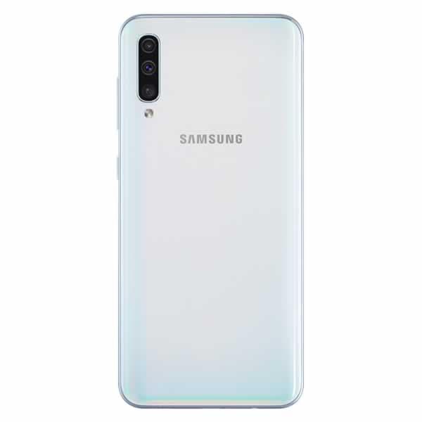 Celular SAMSUNG LTE SM-A505G GALAXY A50 Color BLANCO Telcel