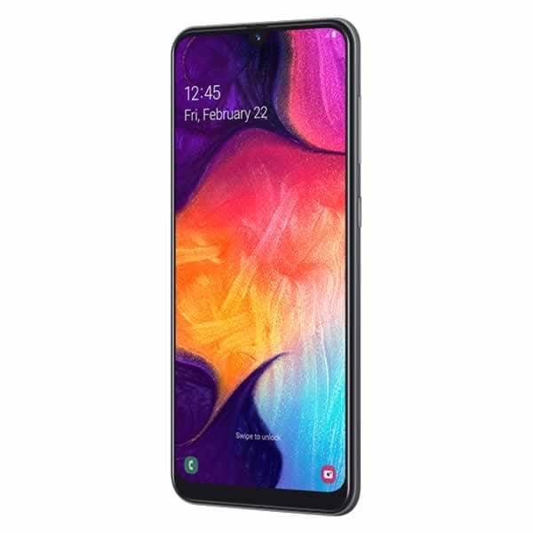 Celular SAMSUNG LTE SM-A505G GALAXY A50 Color NEGRO Telcel