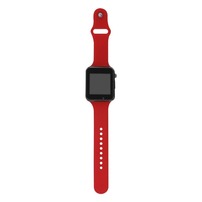 Smart Watch Celular Reloj Touch Rojo Bluetooth Necnon C-3t