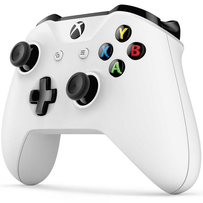 Consola Xbox One S 1tb 4k Blu-ray Control Inalambrico Bundle Fortnite Nuevo
