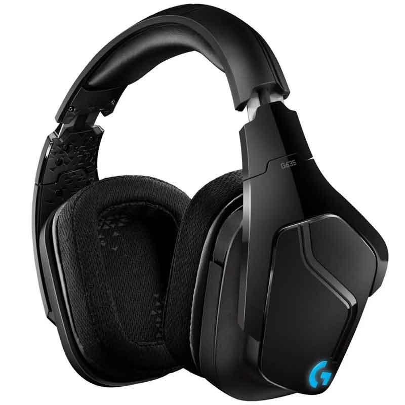 Audifonos Gamer LOGITECH G635 7.1 Lightsync 981-000748