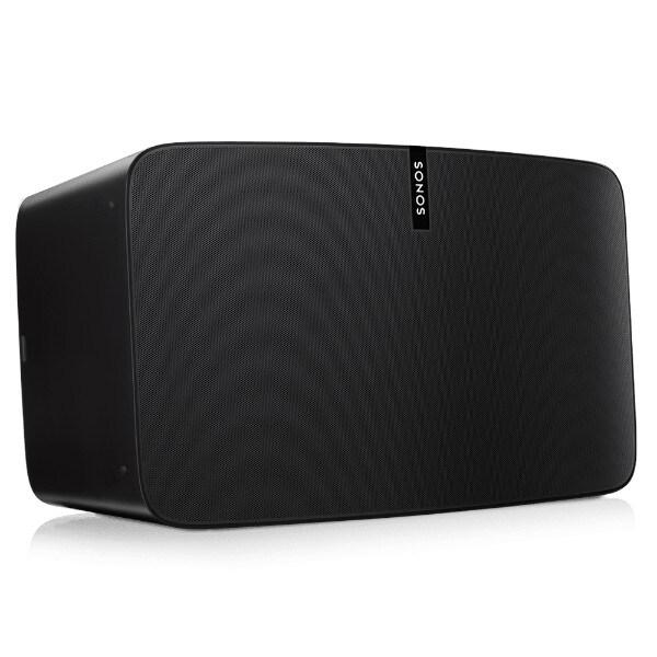 Bocina Sonos PLAY5B Negro Alta Fidelidad entrada Linea de Audio
