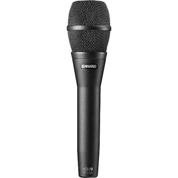 Microfono Inalambrico Shure KSM9-CG Condensador Negro