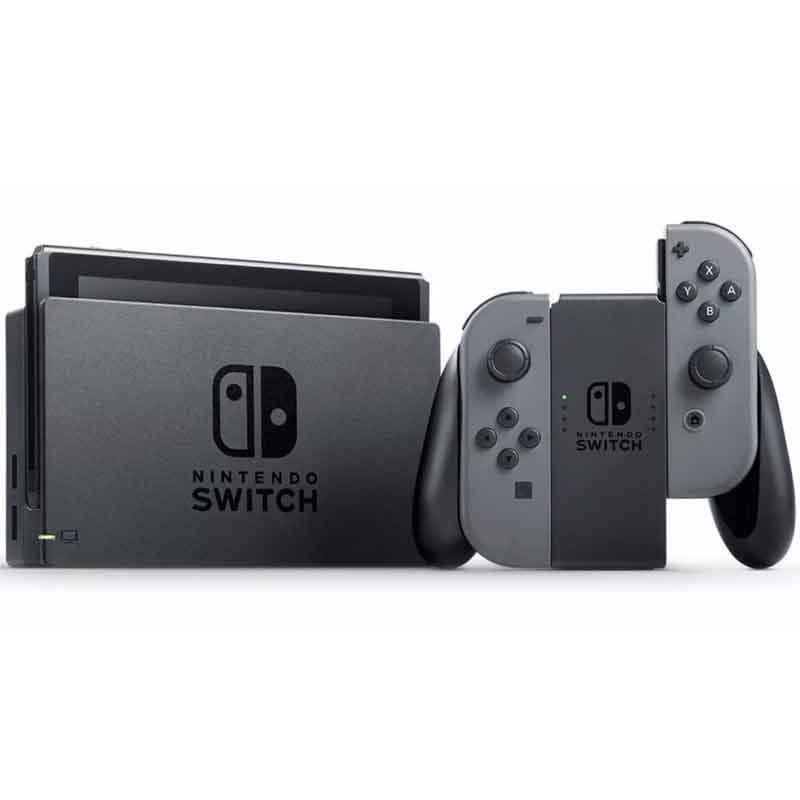 Consola NINTENDO Switch 32GB Controles Joy-con Gray