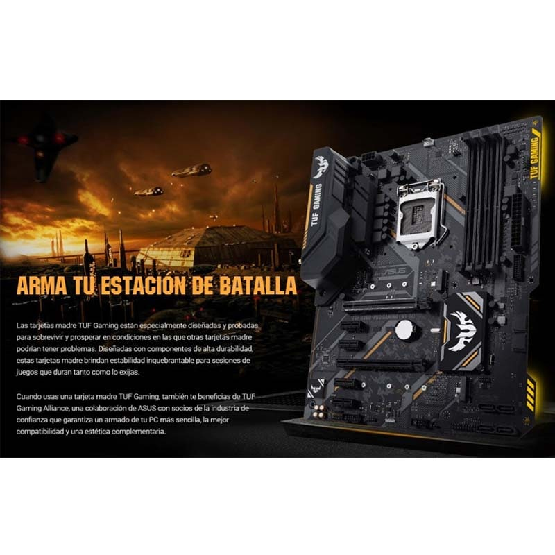 CPU Gamer Gtx 1050ti 4gb Intel I5 1tb 8gb 80+ Rog