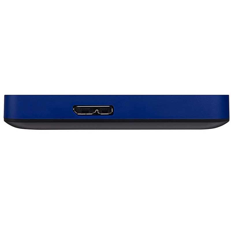 Disco Duro Externo 1TB TOSHIBA Canvio Advance USB 3.0 HDTC910XL3AA Azul