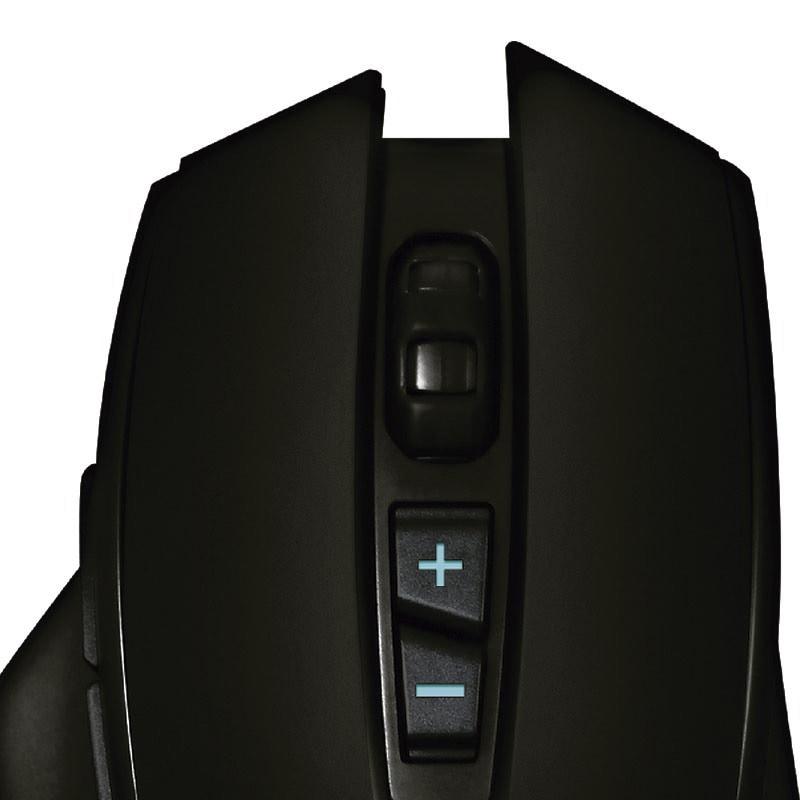 Mouse Gamer Alambrico Ergonomico 3000dpi Yeyian Sabre