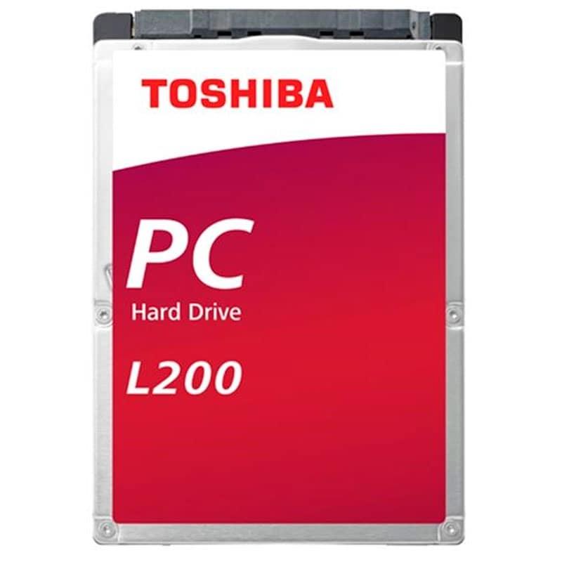 Disco Duro Laptop 1tb Toshiba L200 5400rpm Hdwl110uzsva